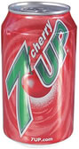 Cherry 7UP Can Hidden Safe