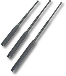 telescopic steel baton