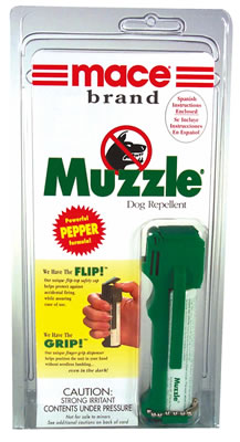 dog repellent mace pepper spray