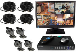 Surveillance Systems for Home or Office