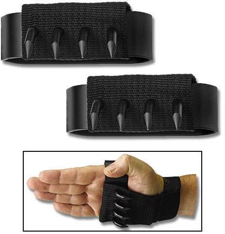 Mura's Master Thievery Gear Ninja-hand-claws