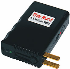 The Rechargeable Runt Stun Gun
