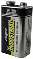 9 volt stun gun battery