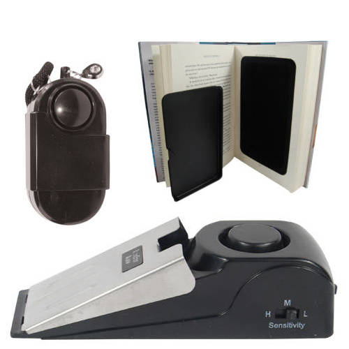 Security Kit for the Dorm Room