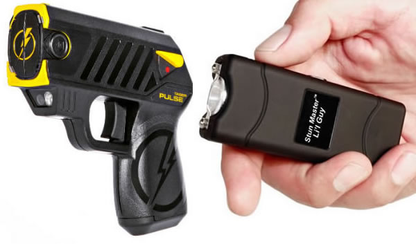 TASER device vs Stun Gun: What's the Difference and Which Should You Choose?