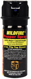 Wildfire Pepper Spray 2 ounce size