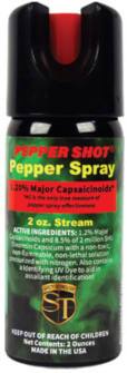Pepper Spray - Home Defense
