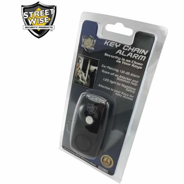 Panic Alarm Keychain - Instantly Alert Anyone Around You | TBOTECH