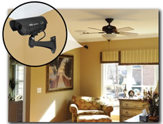 Dummy Camera Installed in Your Room