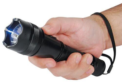 stun gun flashlight