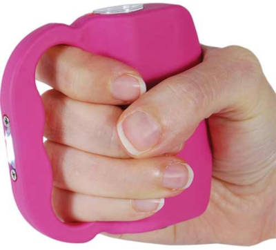 Easy Handheld Stun Knuckles