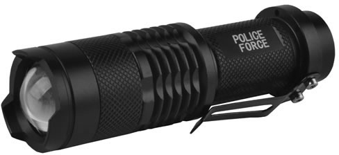 High Lumen Flashlight