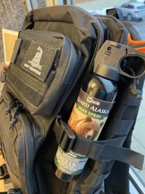 Hiking Bear Spray