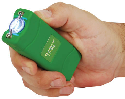 How to Use a Stun Gun