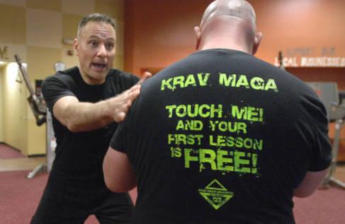 Krav Maga self defense moves