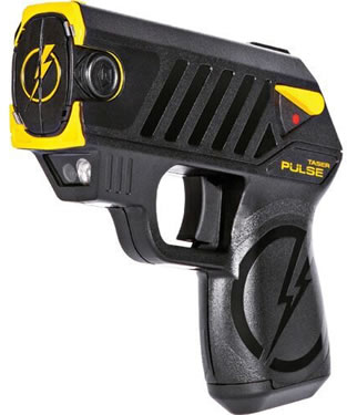 Use a Taser to Protect Yourself from Looters