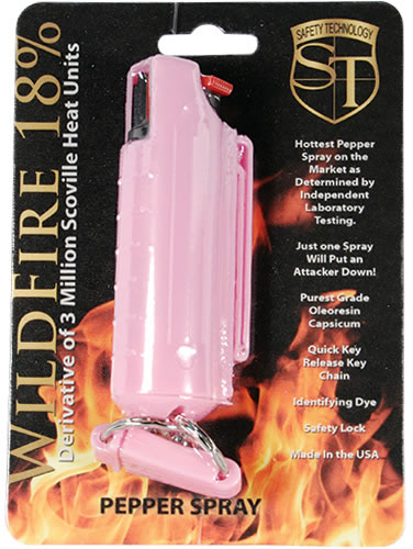 Nurse Pepper Spray