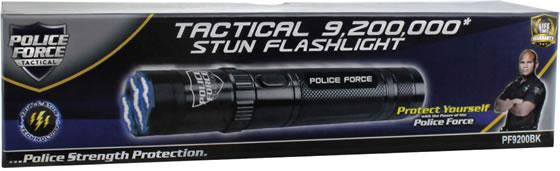 Stun Flashlight - Poice Force