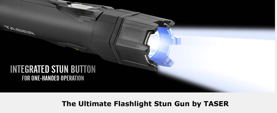 Ultimate Taser Strikelight