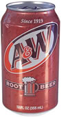 A&W Rootbeer Can Hidden Safe