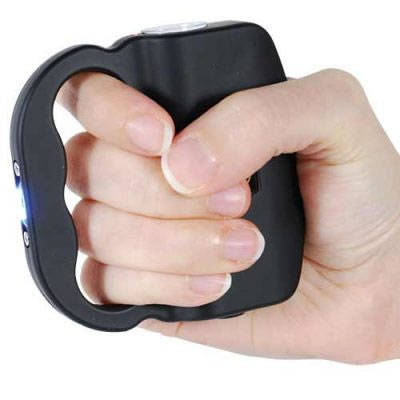 Talon Stun Gun - Knuckle Grip