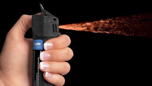 Pepper Spray for Seniors