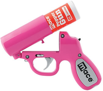 Pepper Gun in Pink