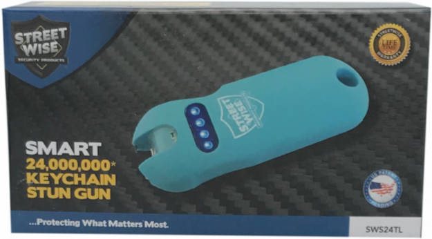 Box for the Keychain SmMart Stun Gun