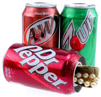 Soda Can Safe