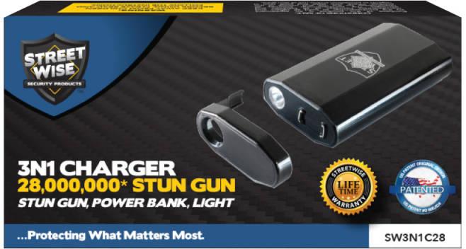 Powerbank Stun Gun