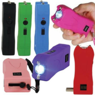 Stun Guns for Women - Stylish & Vibrant Colors