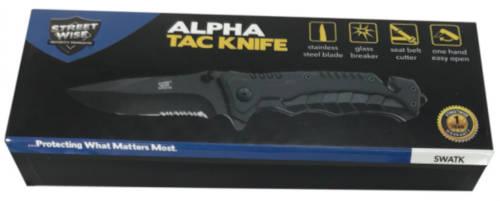 Streetwise Alpha Tac Knife