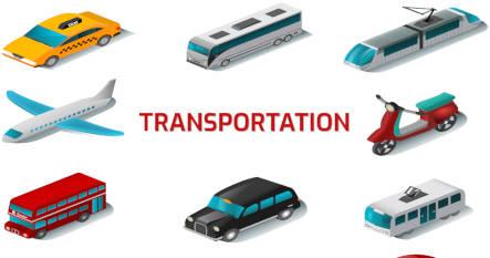 Finding transportation