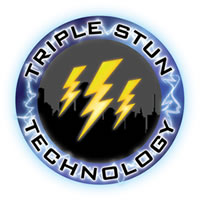 Triple Stun Technology